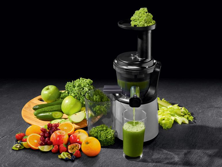 Slow Juicer Ssj 150 A1 Test : Nizkoota?kov? lisovaci od??avova? SilverCrest SSJ 150 A1 + video Lidl SilverCrest