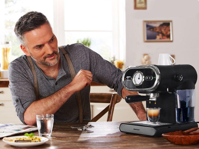 Silvercrest kavovar recenzie