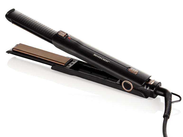 Cestovná kulma žehlička na vlasy SilverCrest 21225dacc7a