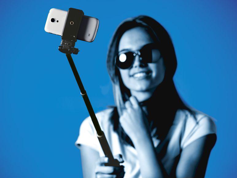bluetooth selfie ty 2 v 1 silvercrest ssp 2600 a1 lidl. Black Bedroom Furniture Sets. Home Design Ideas