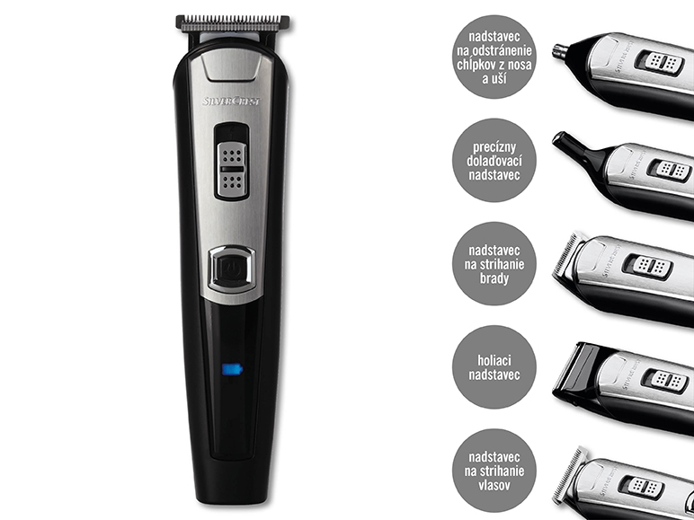 Zastrihávač vlasov a brady SilverCrest – Lidl SilverCrest a379c1c5adc